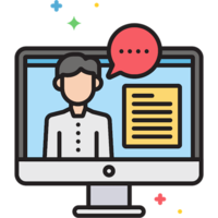 بخشهای پروژه - جلسه آنلاین