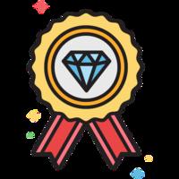بخشهای پروژه – بج (badge) و نمودارها